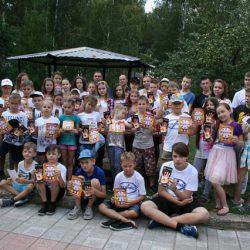 Пожарная тревога и душ из брандспойта: учения в оздоровительном лагере «Спартак»