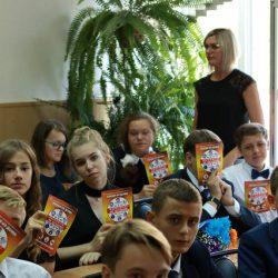 Уроки по правилам безопасности проходят в общеобразовательных учреждениях Липецкой области