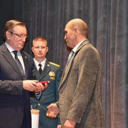 В Академии Государственной противопожарной службы МЧС России состоялась торжественное мероприятие, посвященное Дню добровольца
