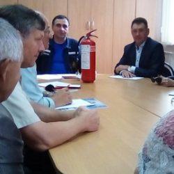 Сотрудники техникума прошли инструктаж по пожарной безопасности